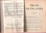 Pages Francaises Vol. 3