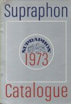 Supraphon Catalogue 1973
